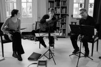 Laatste repetitie: Valeria Mignaco, Jelma van Amersfoort, Sigurd van Lommel