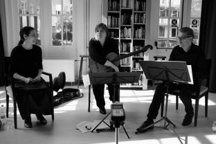Concert: Valeria Mignaco, Jelma van Amersfoort, Sigurd van Lommel