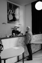 Napraten met het publiek: Joop Leferink